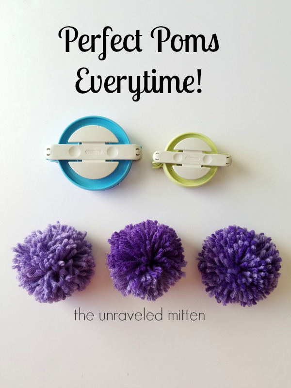 yarn pom pom tutorial
