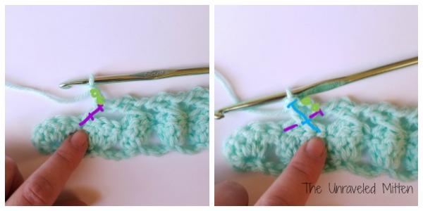 Cabbage Stitch Crochet Tutorial