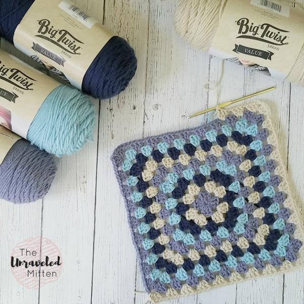 Lake Breeze Pillow | Part 1 | Free Crochet Pattern | The Unraveled Mitten