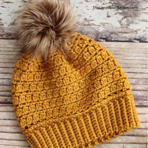 The Arcadia Beanie Crochet Pattern