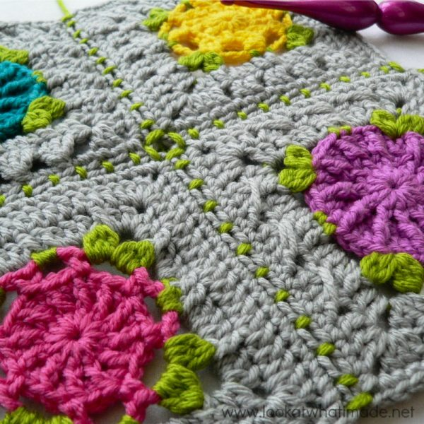 Join for granny squares