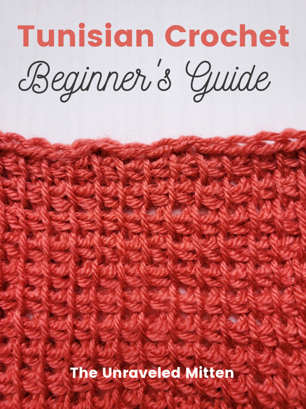 Tunisian Crochet Tutorial