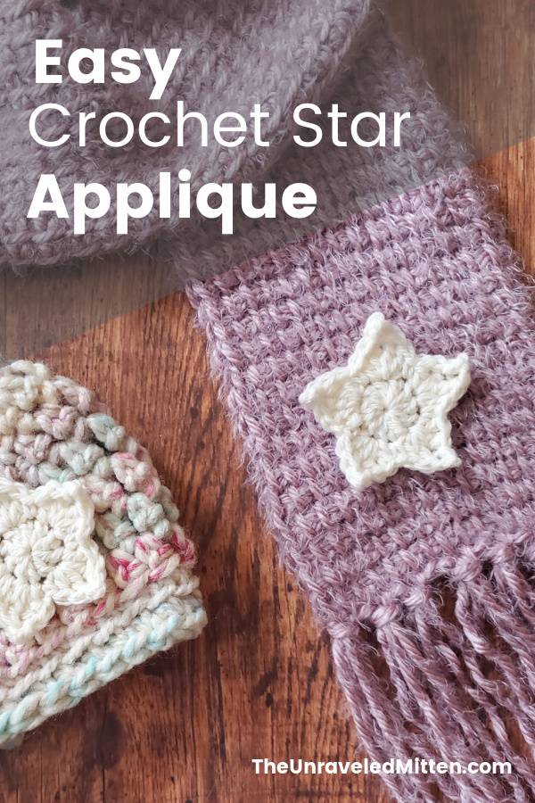 Easy Crochet Star Pattern