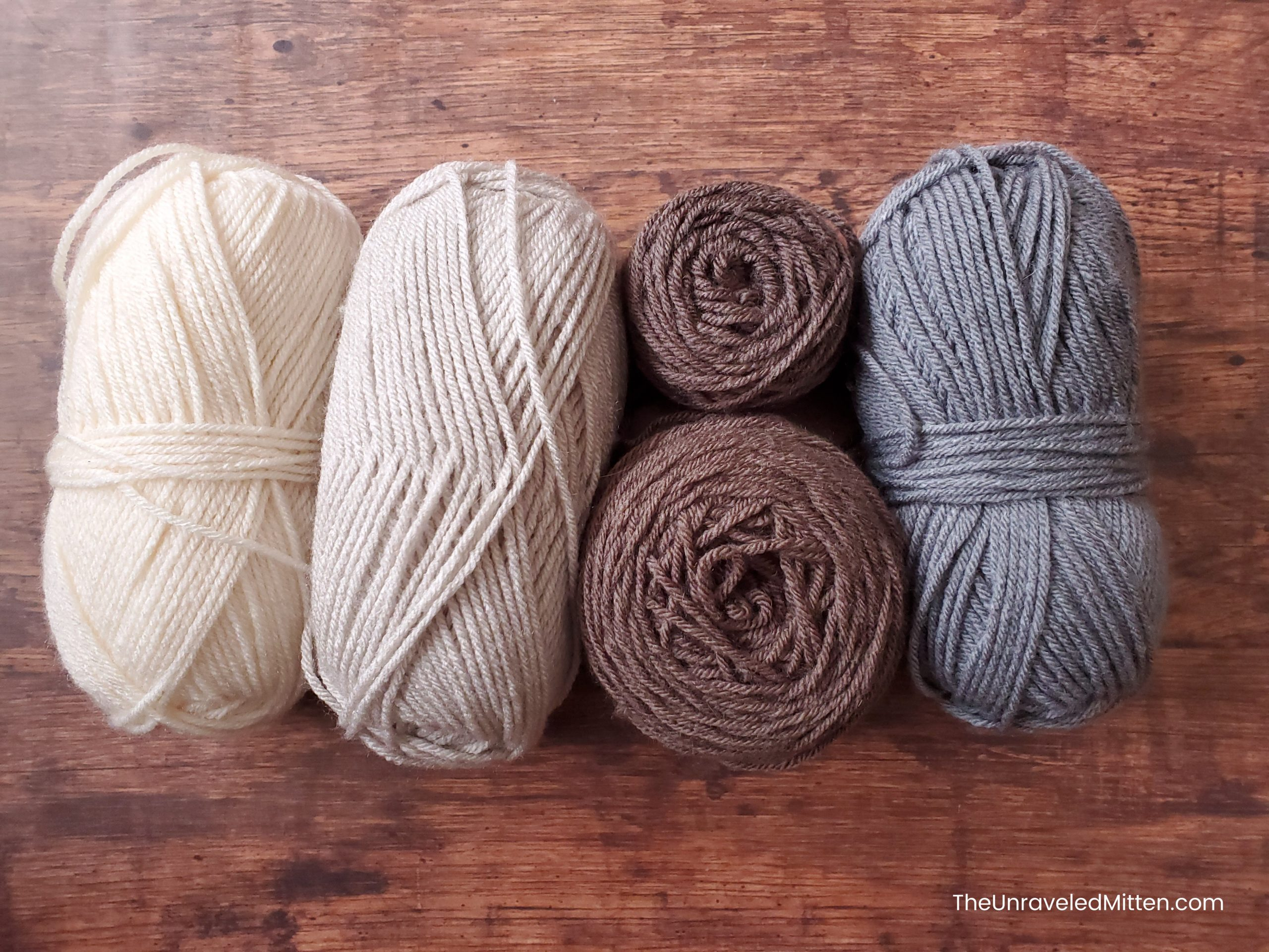 2021 Stash Busting Sampler Afhgan Crochet Along Yarn Colors